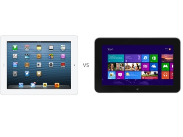Surface Pro Vs. iPad Generation 3