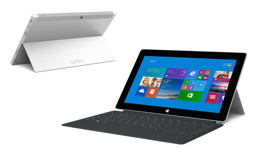 The new Surface 2 Tablets – A Step Forward For Microsoft
