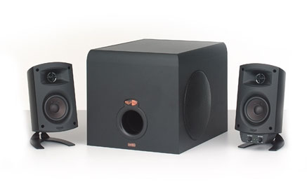 Klipsch Pro Media vs. Bose Companion II Speakers